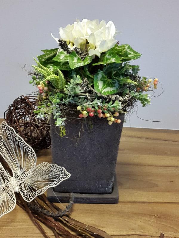 Artificial Flower Arrangements Outdoor Gardens