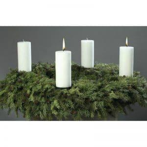 Conifers Advent Wreath