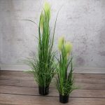 Full Green Foxtail Artificial Grass
