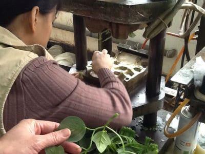 silk flowers manufacturing