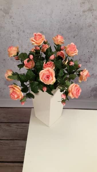 artificial flower arrangements work