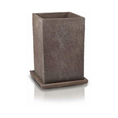 wenecja-square-pot-with-saucer