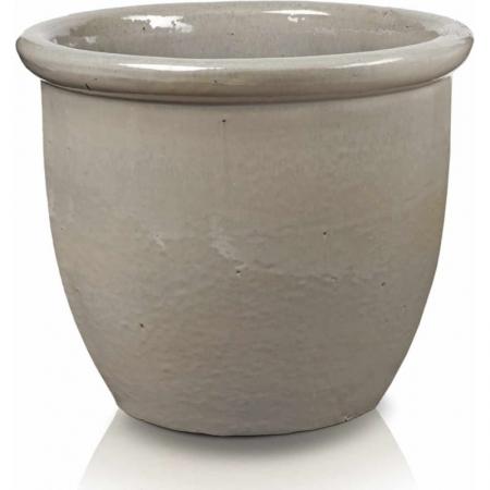 sevilla round pot sand